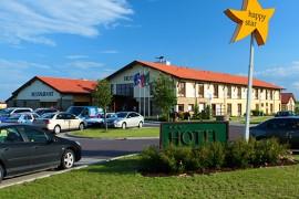 Hotel Hnanice 1