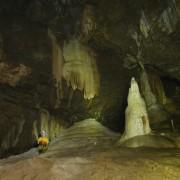 Moravský kras - Stará amatérská jeskyně