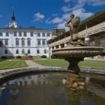Zámek Lysice u Boskovic – Jaro na zámku