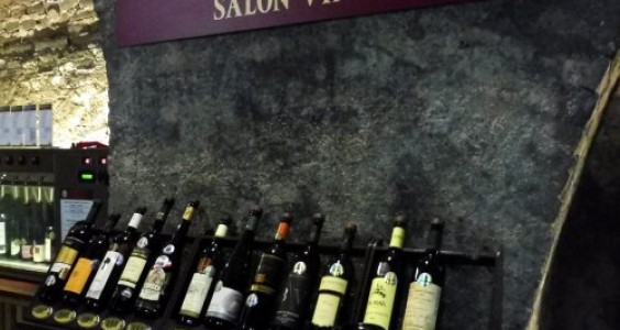 salon vín stříbrná